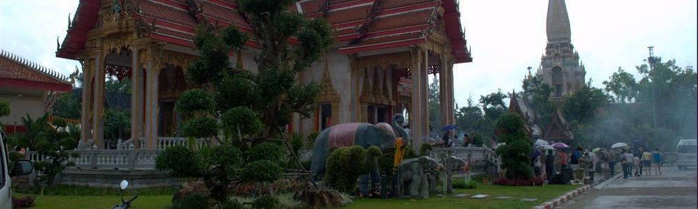 Обзорная экскурсия в Таиланде
